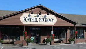 Boggio Fonthill Pharmacy & Log Cabin Gift Shoppe
