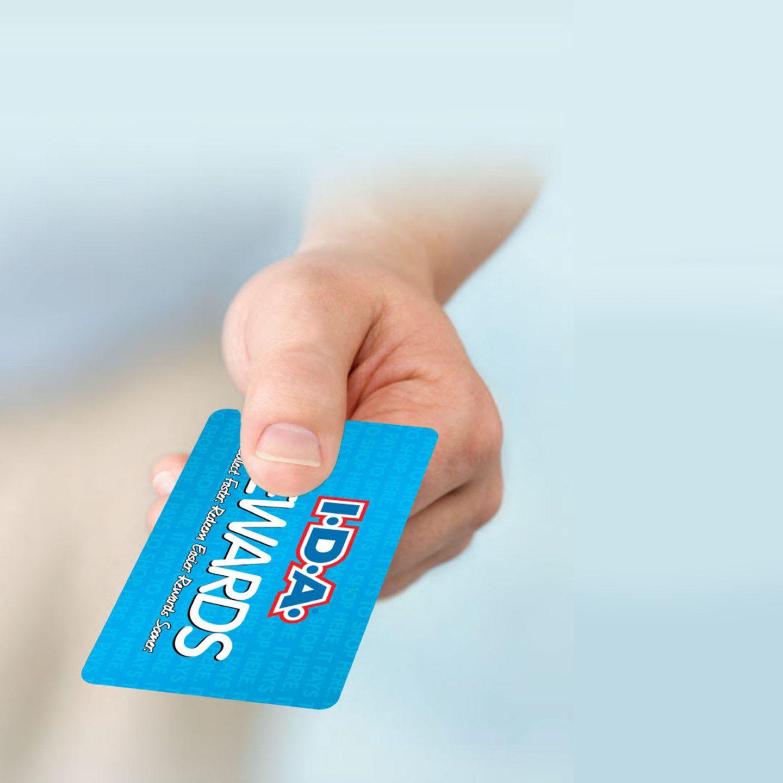 IDA Rewards Card Program