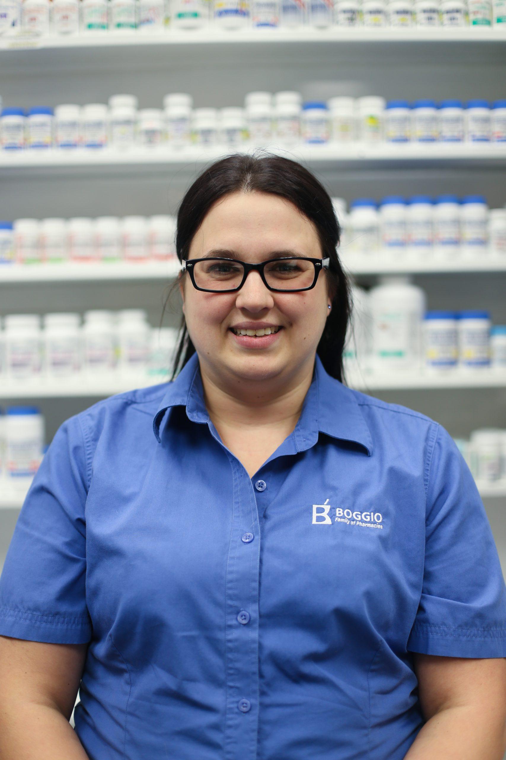 Brittany Lee Ridgeway Technician