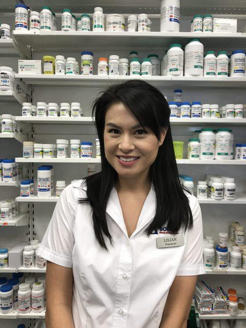 Lilian Hoang