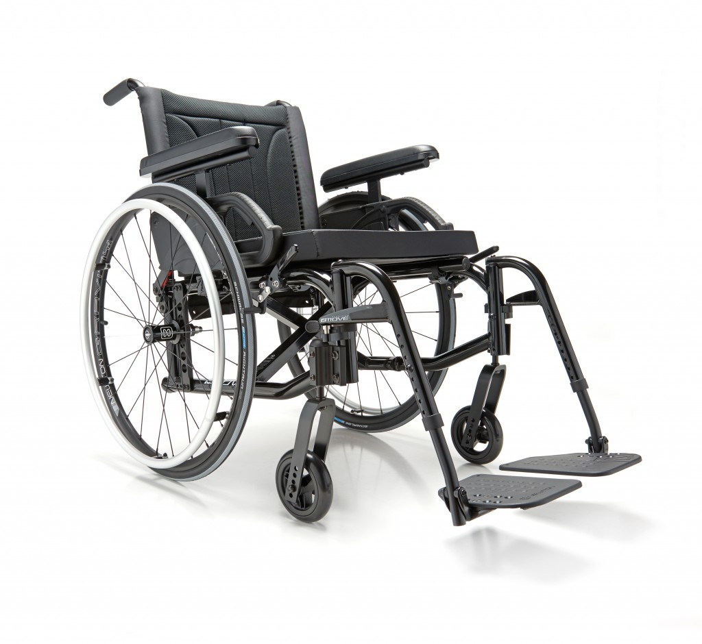 Motion Composites Move Wheelchair