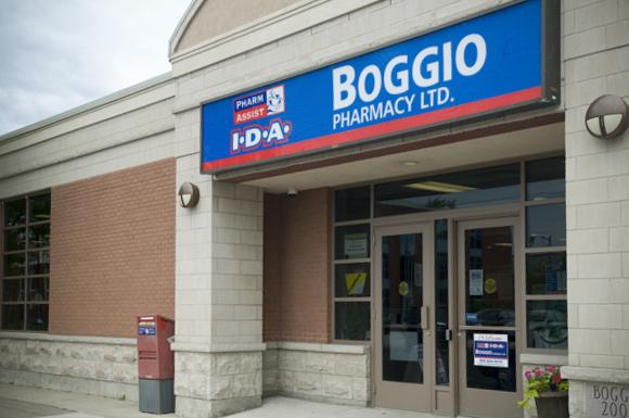 Boggio Pharmacy Ltd