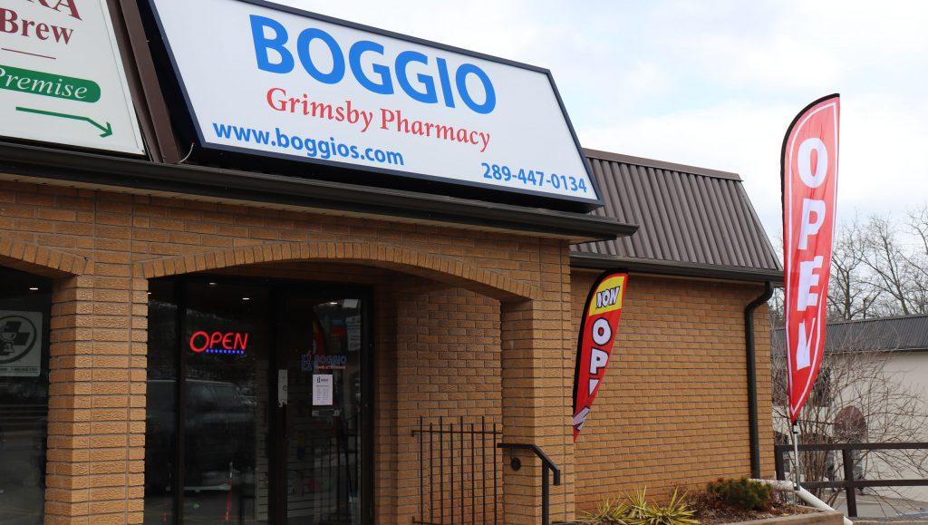 Boggio Grimsby Pharmacy